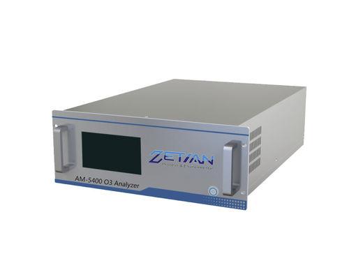 analyseur d'air / d'ozone / de concentration / à intégrer