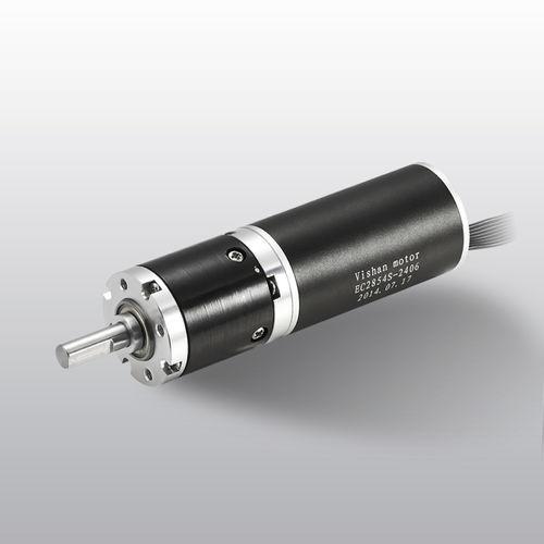 moto-réducteur BLDC / planétaire / coaxial / silencieux