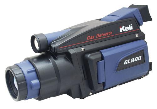 caméra thermographique / pour la détection de fuite de gaz / pour la détection de gaz SF6 / infrarouge