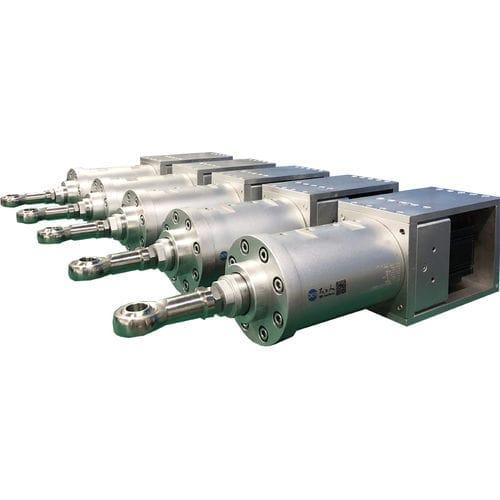 servo-actionneur linéaire - DGR Electric Cylinder Technology Co., Ltd