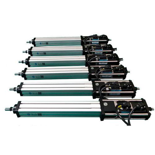 servo-actionneur mini / linéaire / électrique / à vis à billes