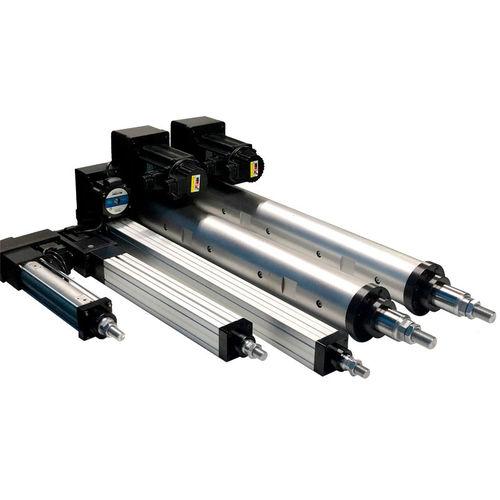 actionneur linéaire - DGR Electric Cylinder Technology Co., Ltd