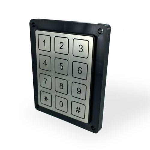 clavier numérique 12 touches