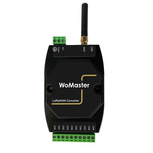convertisseur LoRaWAN - WoMaster
