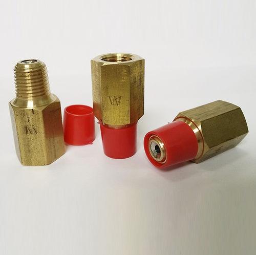 accessoire de montage pour machines-outils / pour capteur / en métal