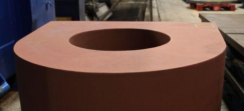 application peinture sur acier / pour la construction