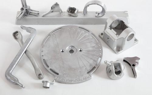 moulage en coquille aluminium / bronze / cuivre / laiton