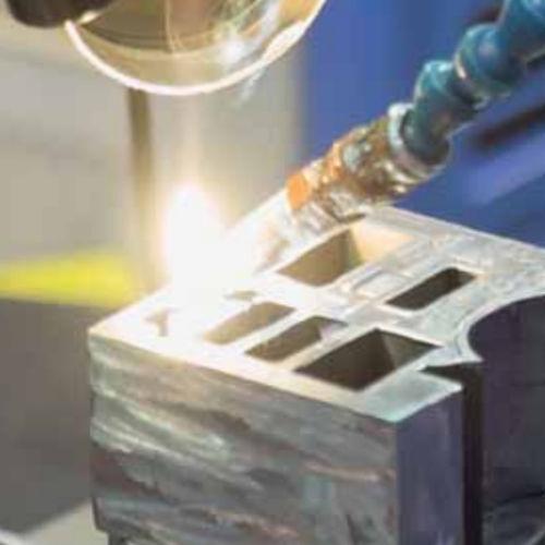 soudure laser / titane / nickel / acier