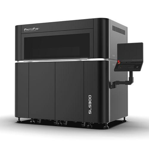 imprimante 3D Selective Laser Sintering / de polyamide / nylon