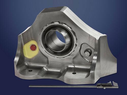 usinage tournage aluminium / acier / titane / pour l'aéronautique