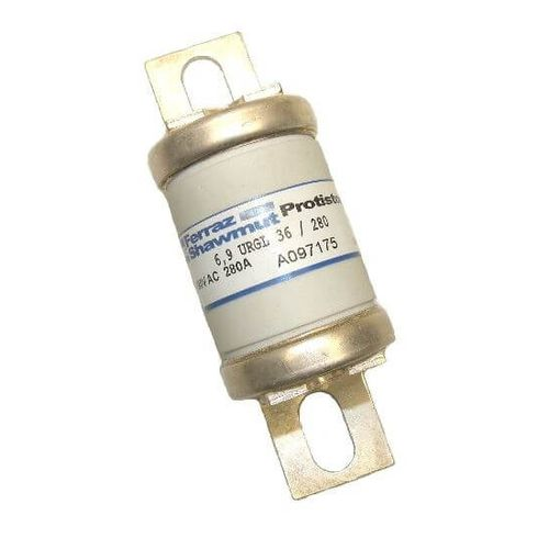 fusible cylindrique / lame