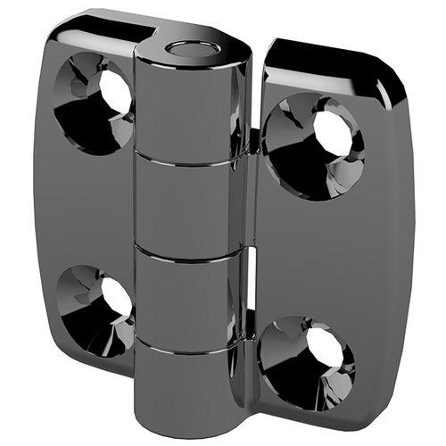 charnière en acier inoxydable / non détachable