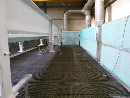application peinture primaire d'accroche / sur aluminium / industrielle / pour la construction