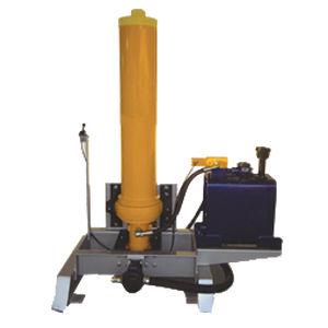 vérin hydraulique / compact / pour engin de chantier / pour véhicules