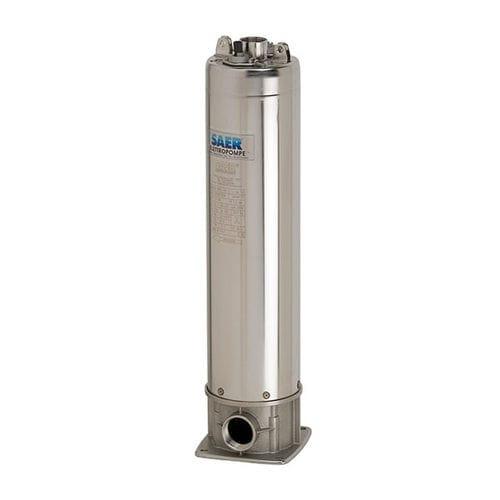 pompe à eau / électrique / immergée / centrifuge