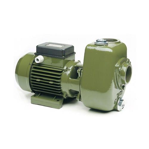 pompe pour eaux claires / électrique / auto-amorçante / centrifuge