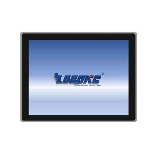 panel PC TFT LCD / à écran tactile résistif / 12