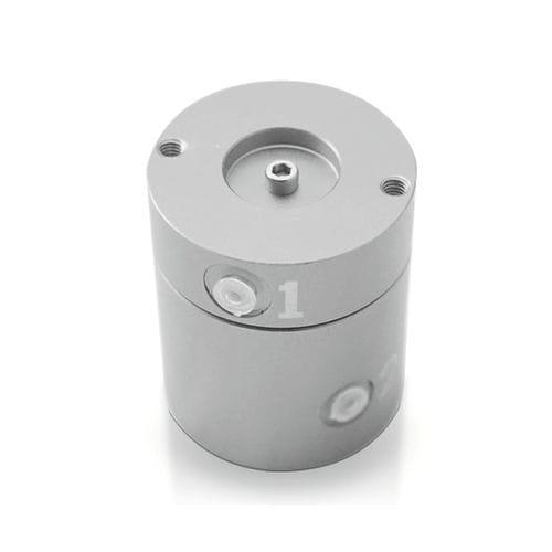 collecteur tournant miniature / électropneumatique / hydraulique / hybride