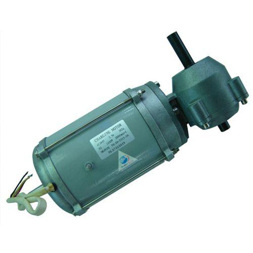 motoréducteur à vis sans fin / AC / orthogonal / 1 kW...2 kW