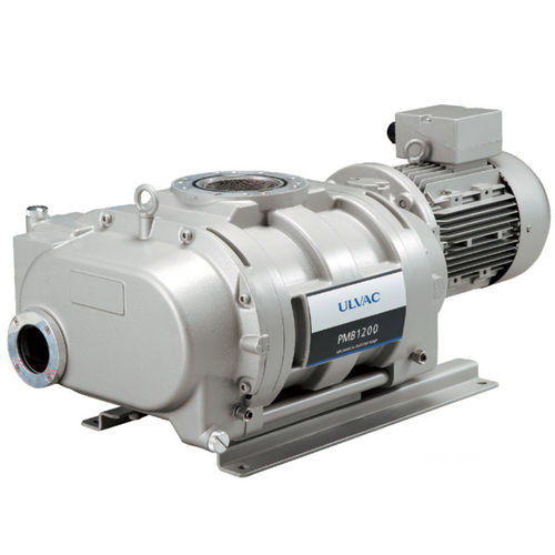 pompe à vide sèche / mono-étagée / refroidie par air / à surpresseur mécanique
