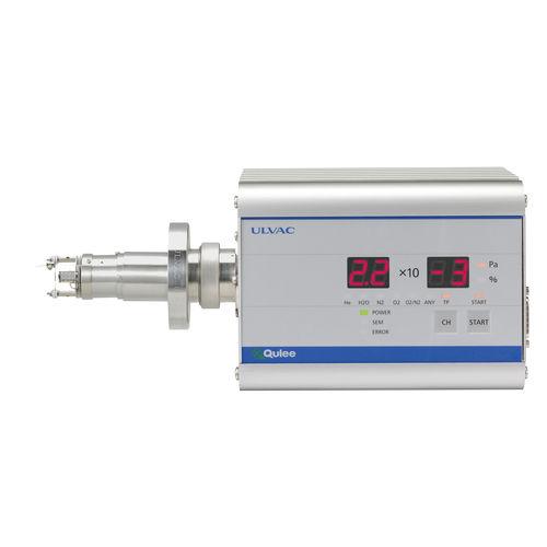 analyseur de gaz de process / de gaz résiduel / de pression / compact