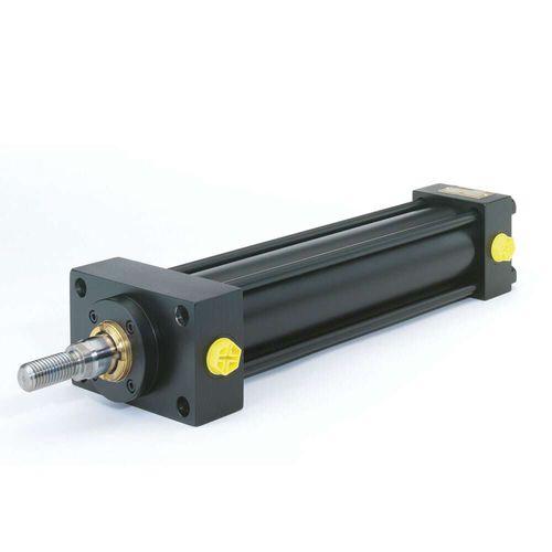 vérin hydraulique / à simple effet / double effet / compact