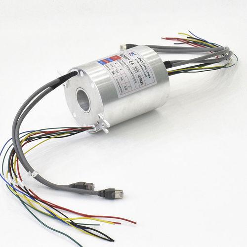 collecteur tournant via Ethernet