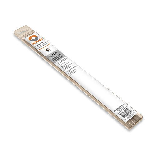 électrode de soudage en aluminium / de process