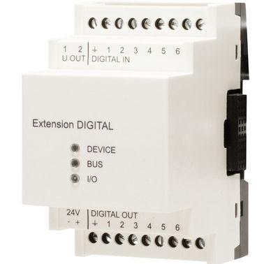 module d'extension d'E/S / de bus / modulaire