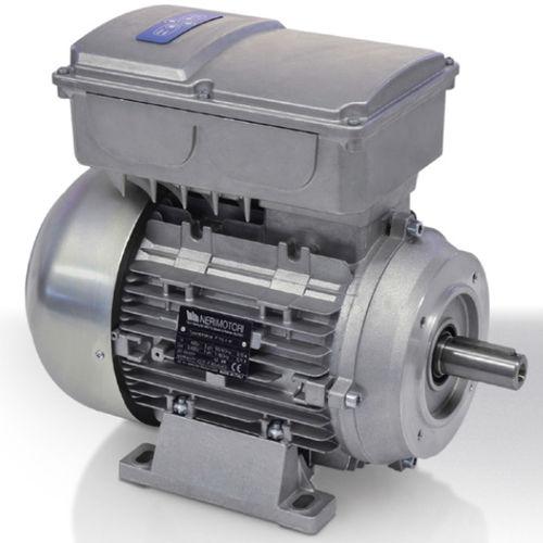 moteur à variation de vitesse intégrée / monophasé / asynchrone / 220 V