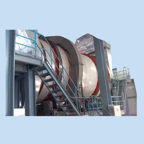 sécheur à tambour rotatif - Shandong Tianli Energy Co.,Ltd.