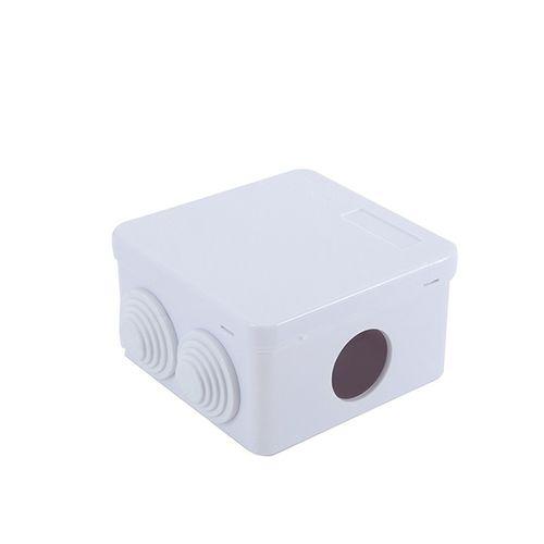 boîte de dérivation murale / en saillie / résistante aux produits chimiques / résistante aux chocs