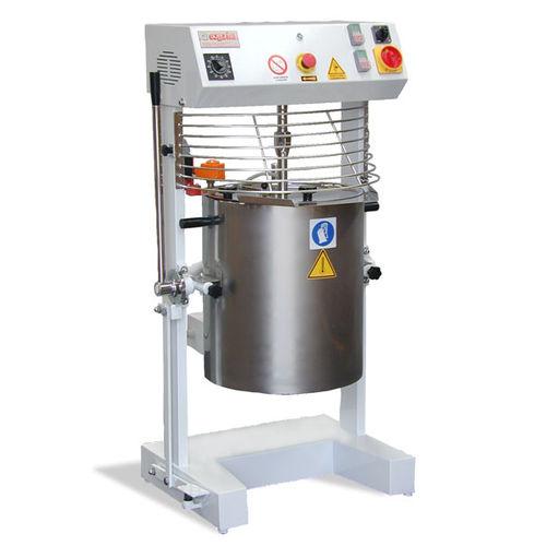 cuiseur industriel en inox / avec mélangeur