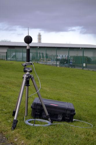 kit de mesure de bruit / pour l'extérieur