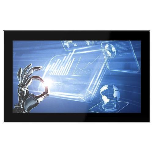 panel PC TFT LCD / à écran tactile capacitif / à écran tactile multi-points / rétroéclairage à LED