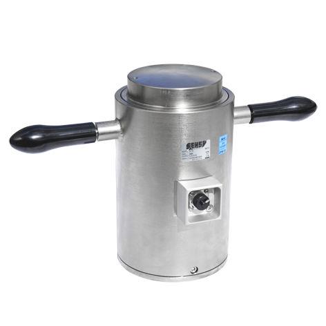 capteur de force en compression / canister / haute précision / en acier inoxydable