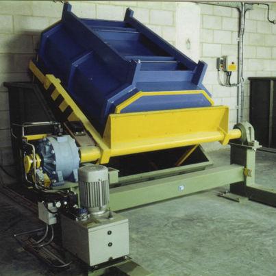 inclineur électrohydraulique