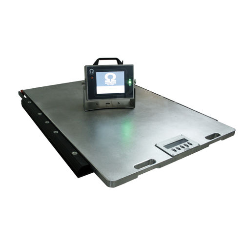 pèse-essieu pour véhicules - OMEGA Waagen GmbH