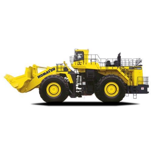 chargeuse à roues / articulée / pour chantier