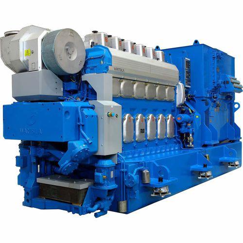groupe électrogène triphasé / diesel / essence / stationnaire
