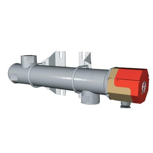 réchauffeur pour fuel / d'eau / d'air / à circulation