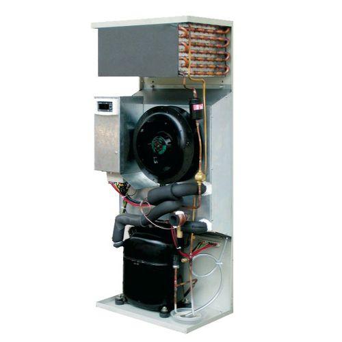 climatiseur d'armoire électrique à montage latéral / industriel / à condensation par air