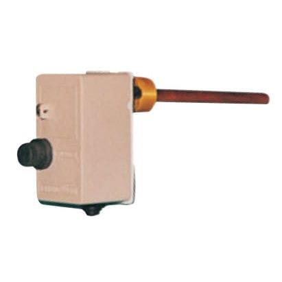 thermostat réglable / à dilatation de liquide / à réarmement manuel / IP40