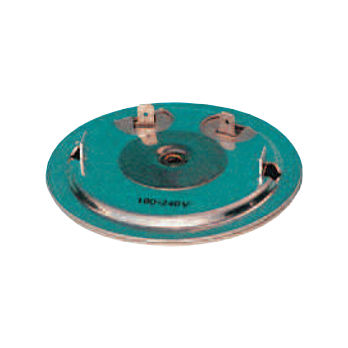 résistance chauffante PTC / plate / en aluminium