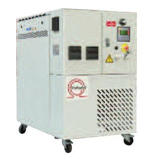 thermorégulateur numérique / à eau surpressée / à circulation d'eau ou huile / de chauffage