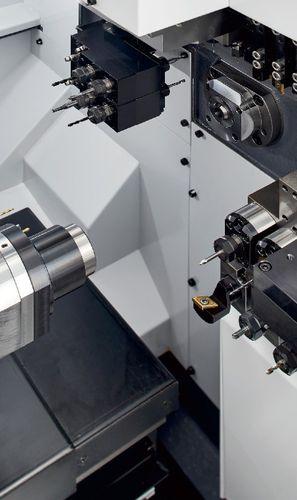 usinage tournage métal