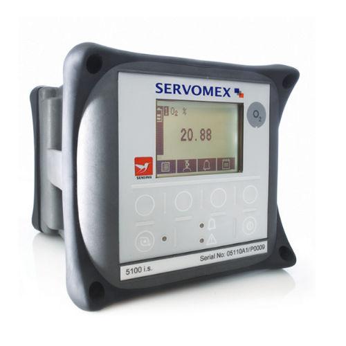 analyseur d'oxygène - SERVOMEX