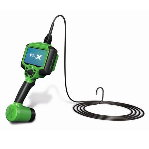 vidéo-endoscope flexible - KARL STORZ NDTec GmbH