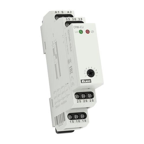 relais temporisé à montage sur rail DIN