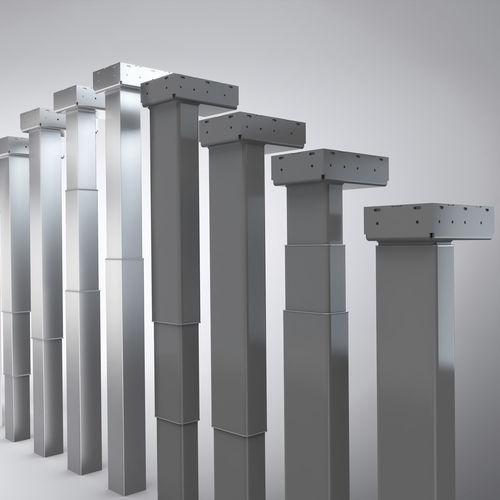colonne électrique - SUSPA
